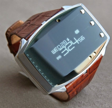Smart and Innovative Gadget Watches (15) 2