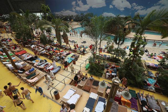 Tropical Islands Resort In Germany