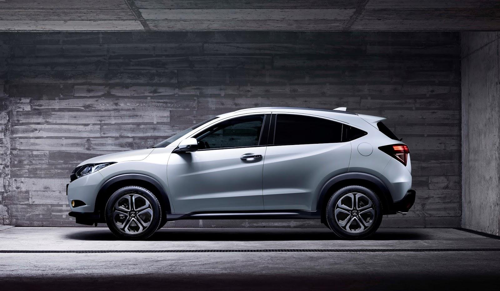 40680 2015 Honda HR V Όλες οι λεπτομέρειες για το νέο Honda HR-V Honda, Honda HR-V, HR-V, SUV