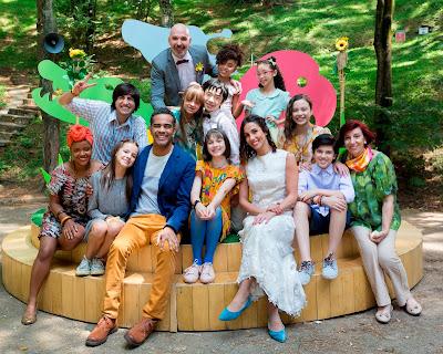 Rafinha Justus, Tania Khalill e Jair de Oliveira estão entre as participações especiais da temporada, que também apresenta quatro novos personagens fixos - Divulgação