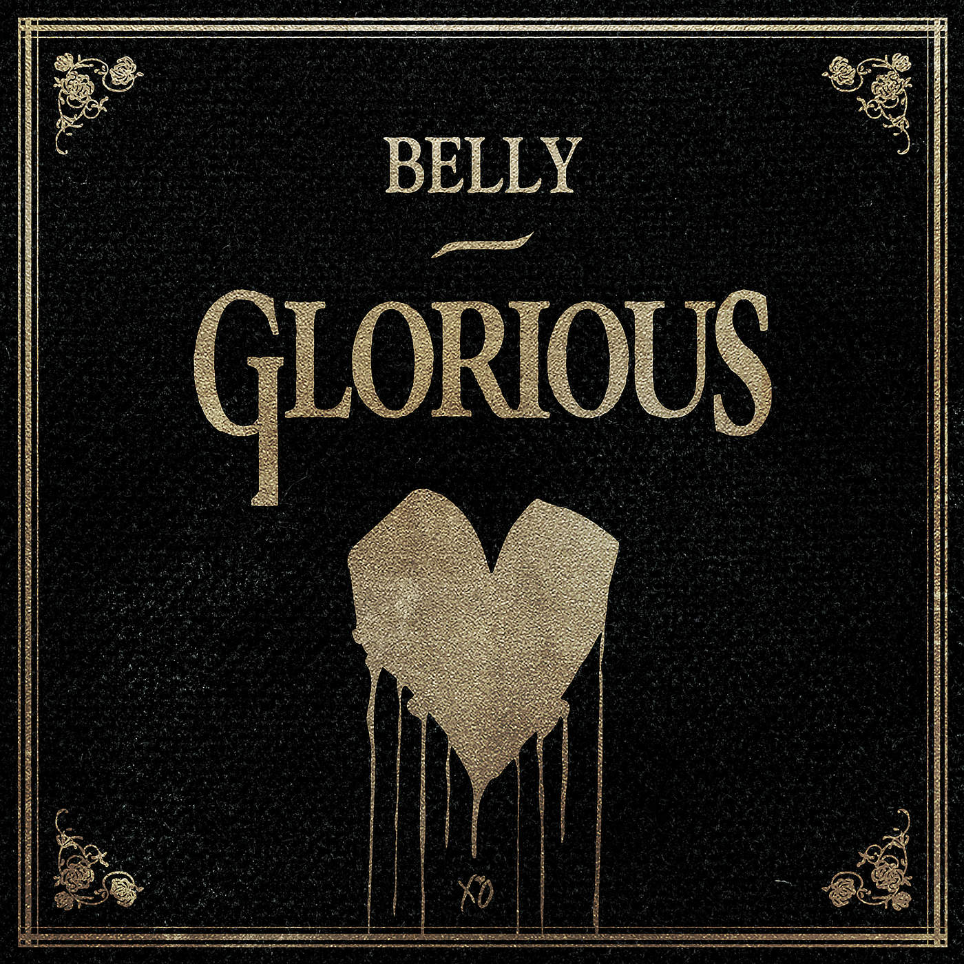 Belly - Glorious - Single Cover
