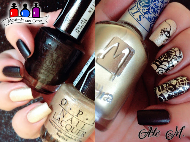#odisseia10, nona etapa, vicio,OPI, SB063, Love.Angel.Music.Baby, 4in the morning, matte, satin