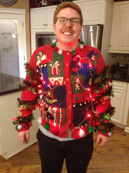 Śmieszne zdjęcia świąteczne
