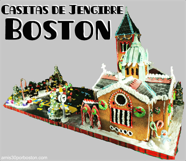 Casitas de Jengibre: 4th Annual Gingerbread House Design Competition