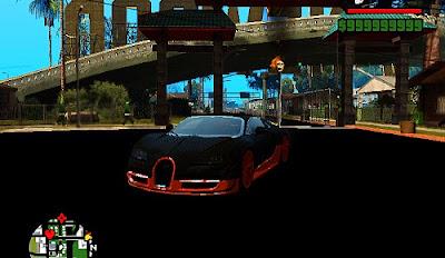 Mod Bugatti Veyron