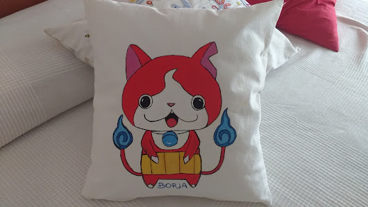 COJIN DE YO KAI WATCH
