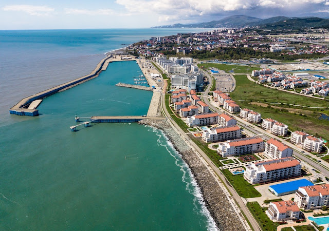 Sochi,Best Cities to Visit in Russia