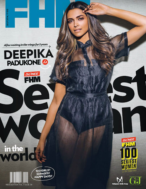 Deepika Padukone – Sexist Women on FHM Cover