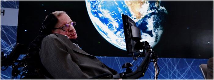 Stephen Hawking dá alerta para a humanidade