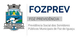 Concurso Fozprev - Foz Previdência - PR