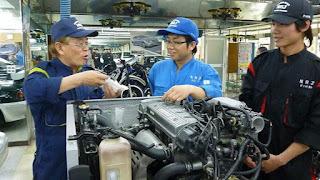 Tuyển dụng lao động thực tập sinh làm việc tại Nhật Bản - 5
