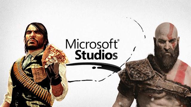 أستوديو مايكروسوفت The Initiative يعلن إنضمام مطورين سابقين على لعبة God of War و كذلك Red Dead ، إليكم التفاصيل ..