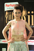 Akshara Haasan in Peach Sleevless Tight Choli Ghagra Spicy Pics ~  Exclusive 45.JPG