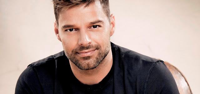 Ricky Martin, el Amante de Versace en 'American Crime Story'