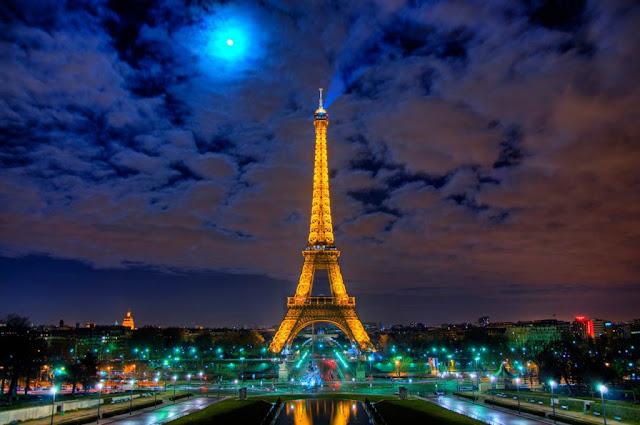 """""""París de noche"""""""