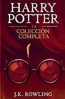 J K Rowling Harry Potter La Colección Completa  1 a 7