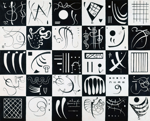 Vasilij Vasiljevič Kandinski - Page 3 Wassily+Kandinsky+-+Tutt%2527Art%2540+%252877%2529