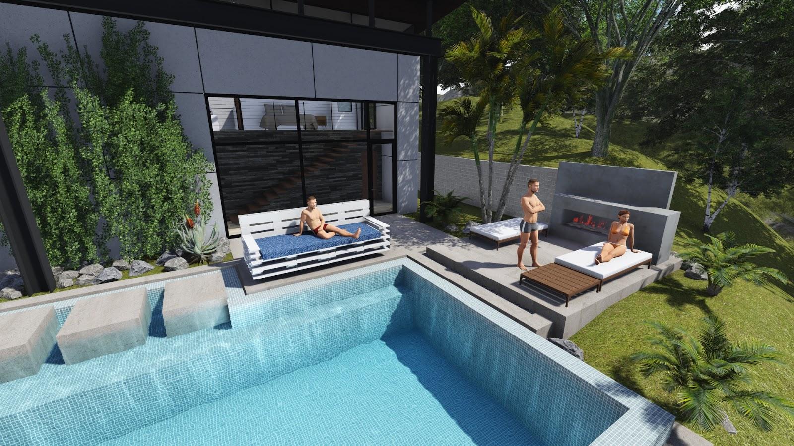 Favorito Progettare spazi verdi: Come costruire un divano con i pallet  BP03
