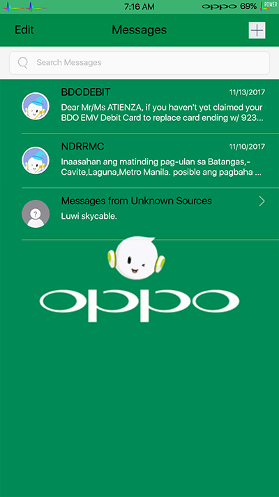 Oppo Theme:Oppo F3|F3 Plus Oppo Lover Theme