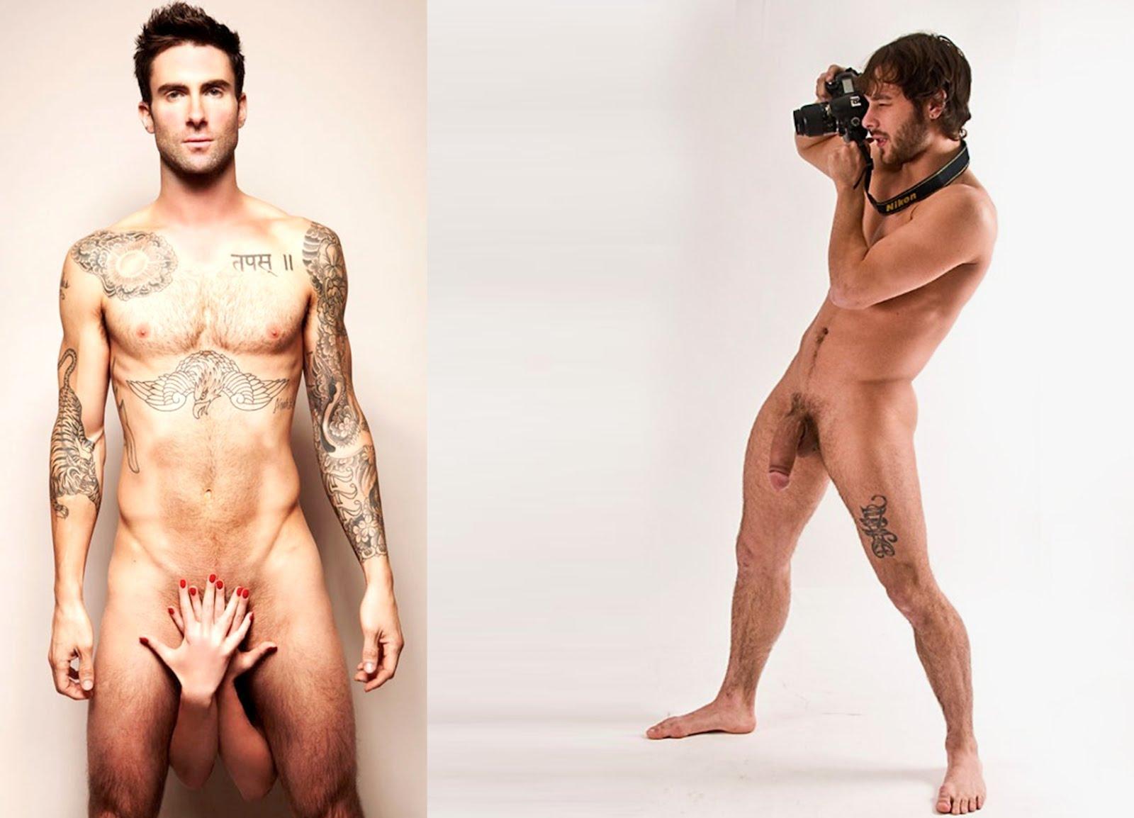 Final, adam levine nudes