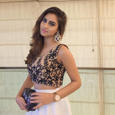 I Need Ya Song Actress Krystle D'Souza, Actress Krystle D'Souza Images, Pictures