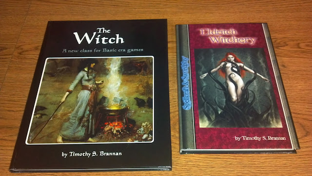 The Other Side blog: Eldritch Witchery Print Proof