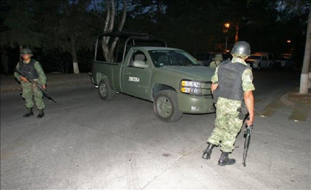 "Militares abaten a 4 ""Cuazitos bien empecherados"" del CDN tras topón en Nuevo Laredo"