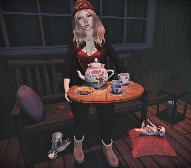 Want some tea?