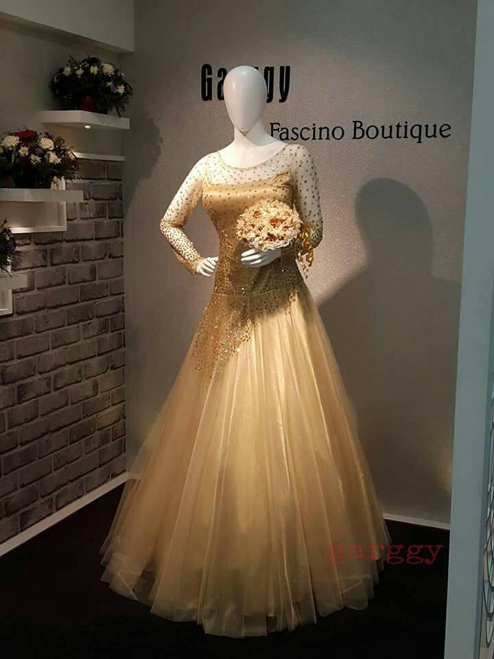 Garggy Fascino Boutique: Designer Christian Wedding Gown