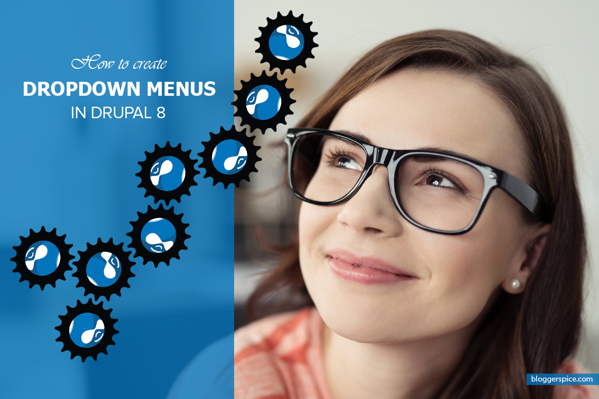Drupal 8 Menu Tutorial And How To Create Dropdown Menus