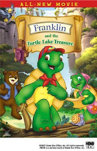 Franklin and the Turtle Lake Treasure Poster