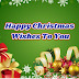Merry Christmas Wishes Greetings For Your Aunt and Uncle