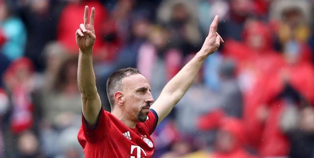 Frank Ribery'den Galatasaray'a mesaj