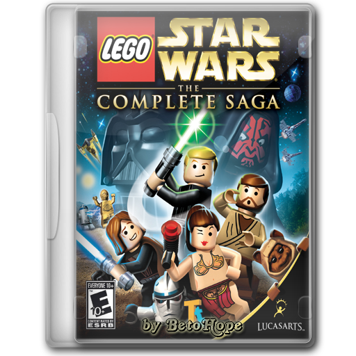 Lego Star Wars The Complete Saga Full Español