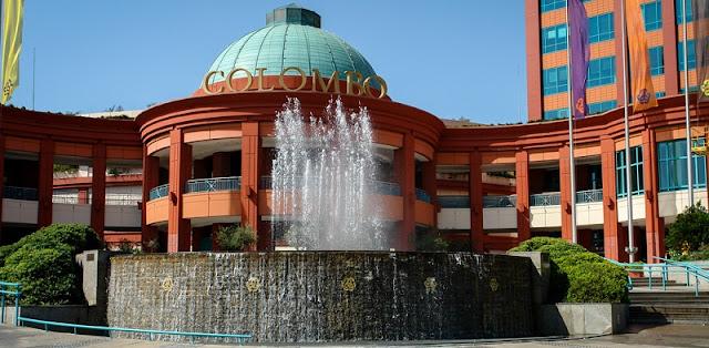 Informações Centro Comercial Colombo