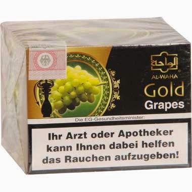 tabák Al Waha Gold