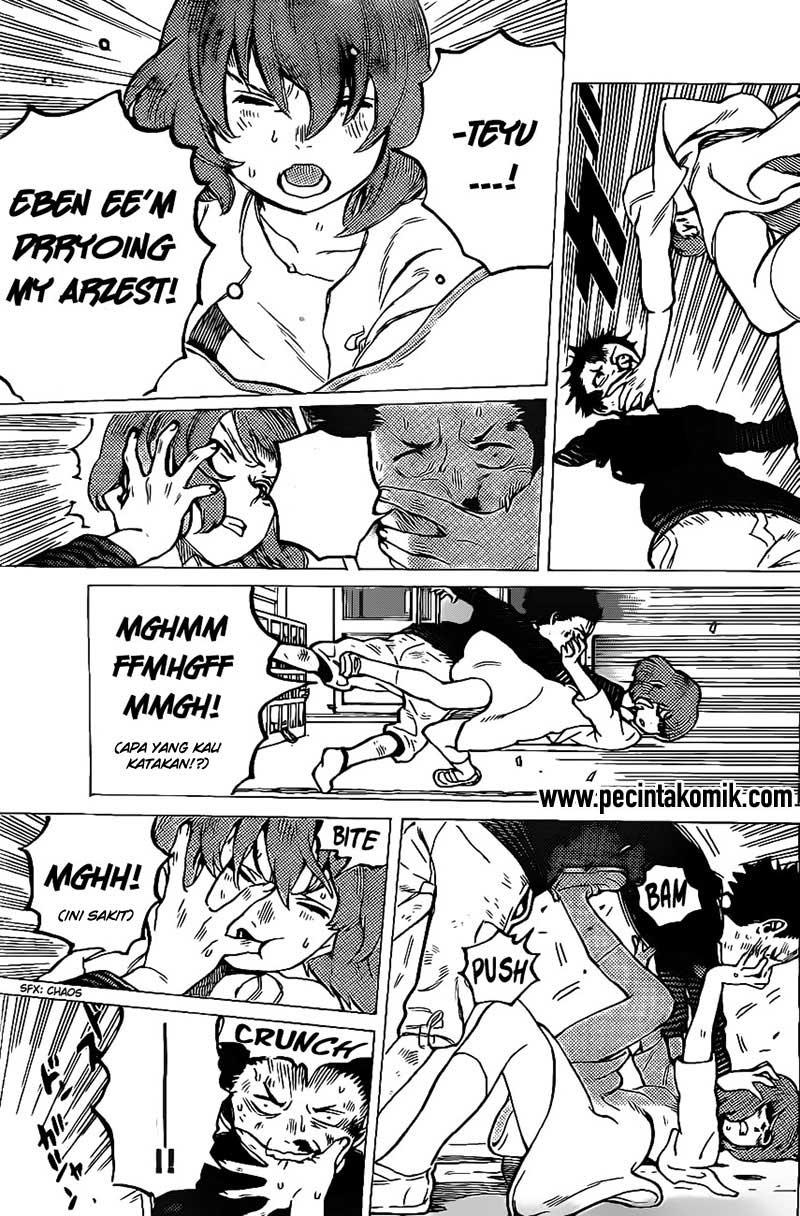 Koe no Katachi Chapter 04-19