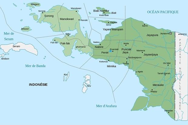 Waduh, Tujuh Negara Pasifik Dukung Papua Barat Tentukan Nasib Sendiri
