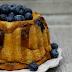 Pastel Sorpresa de Manzana y Arándanos con Pan de Molde