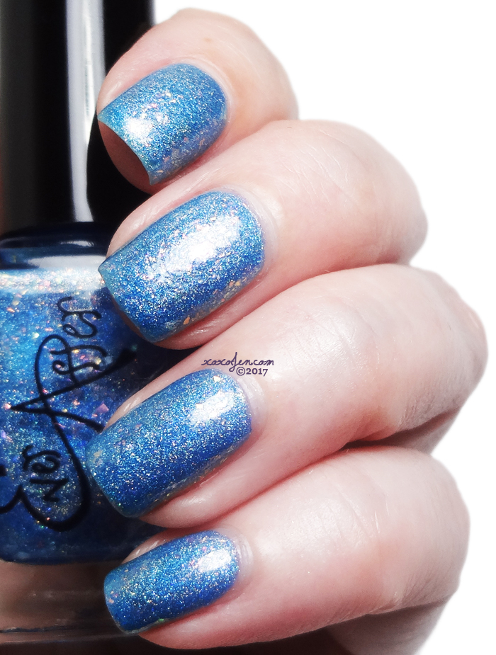 xoxoJen's swatch of Ever After I See The Light