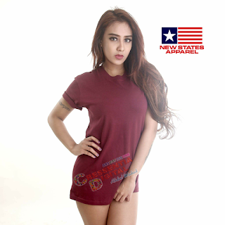 Baju Polos NEW STATES APPAPREL ORIGINAL Model 6