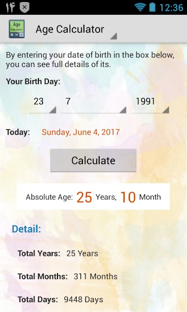 Dating age limit calculator absolute
