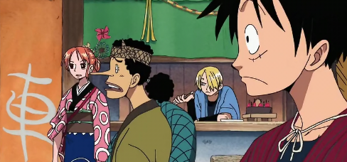 One Piece Episódio 291