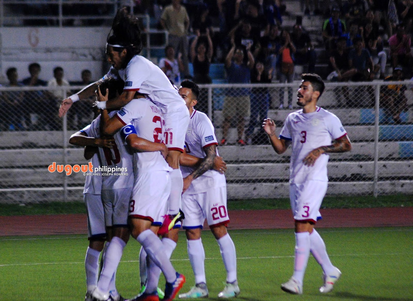 9efd5d82c Azkals lineup for AFC Asian Cup qualifiers vs Yemen revealed