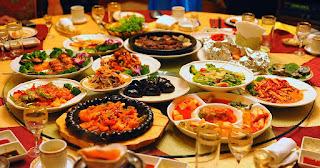 Nikmatnya Hidangan Pertama Penduduk Surga