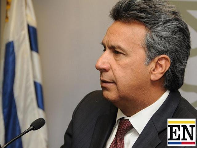 lenin moreno presidente ecuador