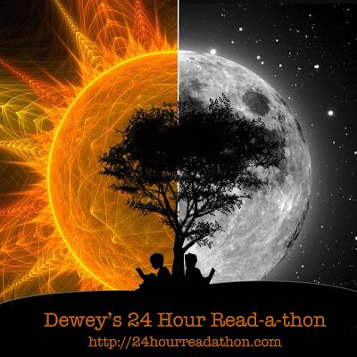 Resultado de imagem para dewey's readathon 2014