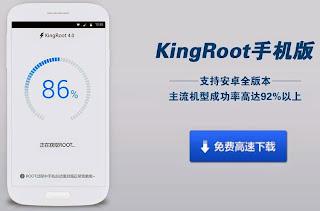Free Download KingRoot .APK: Root Android Terbaru Tanpa PC Komputer
