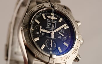 Wallpaper: Breitling and Invicta watches