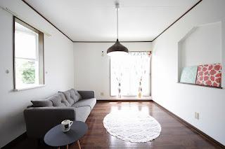 徳島市 エクセレントサンハイツ 2DK 賃貸 三軒屋 リビング